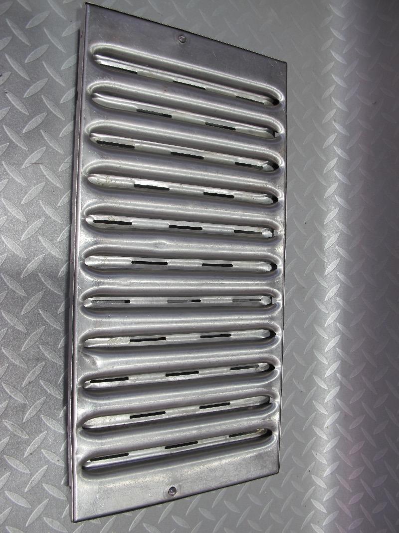 2 edelstahl filter fettfilter flammschutzfilter dunstabzugshaube 49x24cm 23670. Black Bedroom Furniture Sets. Home Design Ideas