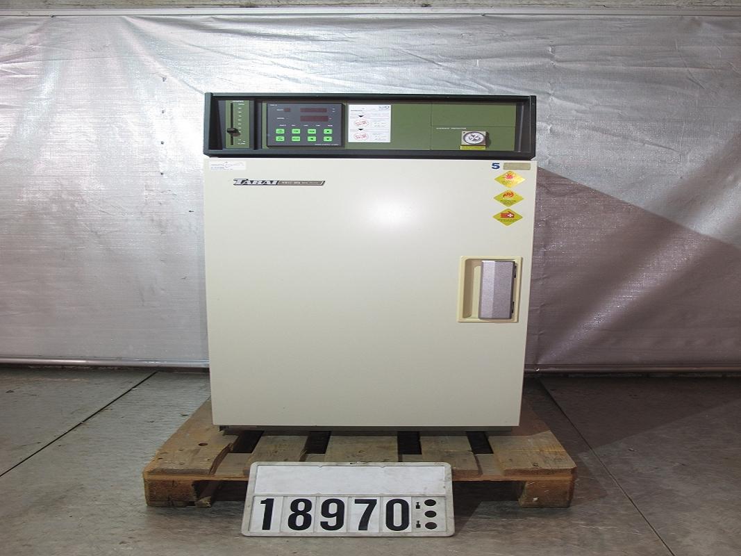 TABAI Perfect PV-110 Ofen Trockenschrank Laborofen Wärmeschrank 20 ...