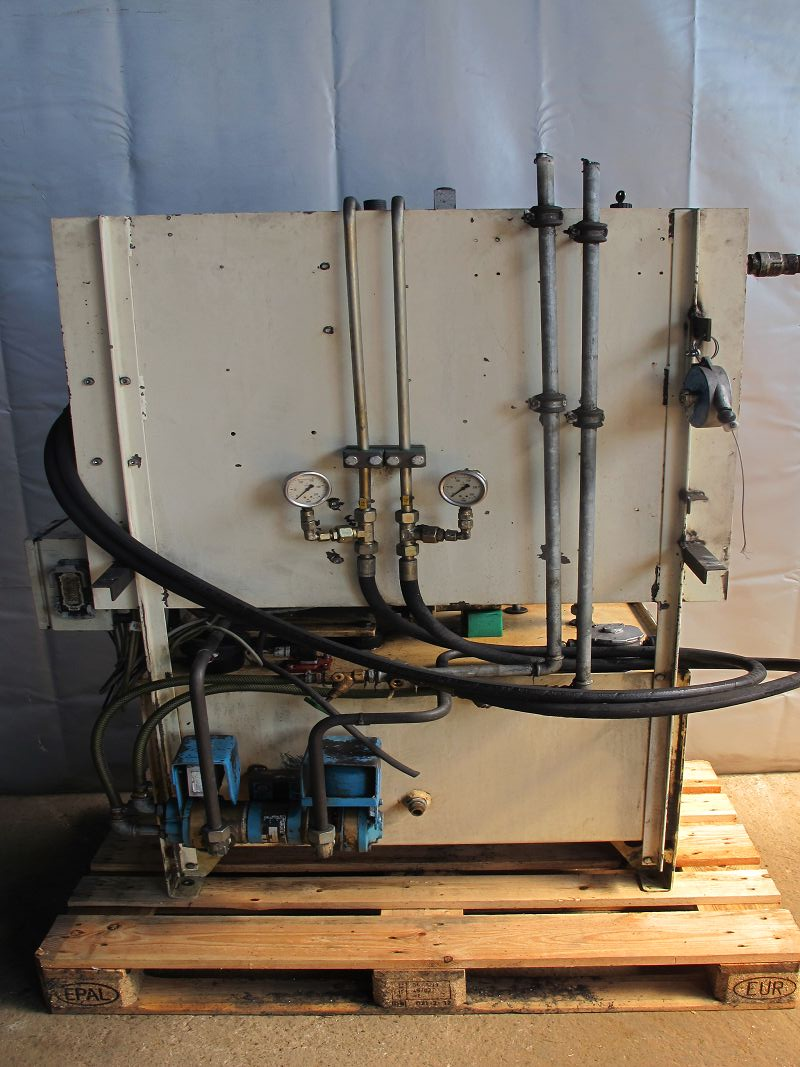 parker fluidpower hydraulikaggregat hydraulikpumpe 150 bar. Black Bedroom Furniture Sets. Home Design Ideas