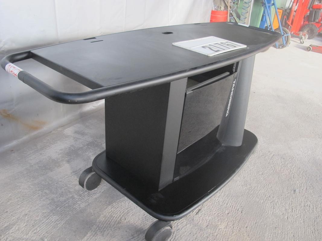 Tandberg 6000 TTC60 01 TV Wagen Fernsehwagen Videowagen auf Rollen #21767 eBay